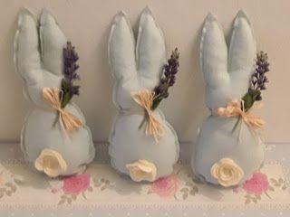 Il cuore di pepete : Conigli