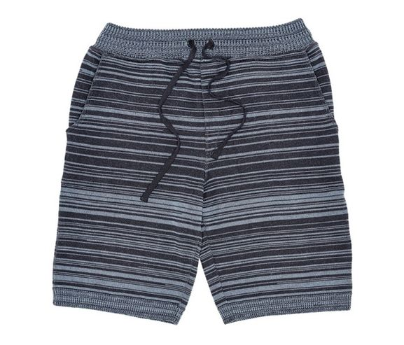 OUTCLASS - Mens knit athletic short. 100% pima Italian yarn cotton. Made in Canada.