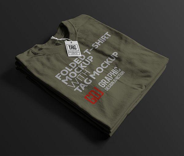 Download Free Folded T Shirt Mockup Psd Freebies Graphic Design Junction Shirt Mockup Tshirt Mockup Free Tshirt Mockup