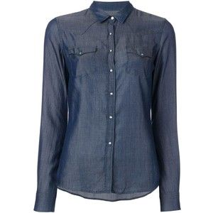 Jacob Cohen chambray shirt