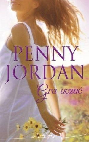 """Penny Jordan, """"Gra uczuć"""", przeł. Krystyna Rabińska, Arlekin, Warszawa 2012."""