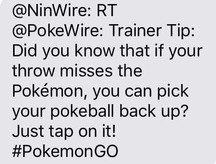 Repin to save a life pokemon go >> still don't know if this confirmed true yet..