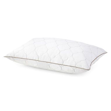 jcpenney.com | Royal Velvet® Quilted Comfort Extra-Firm Pillow