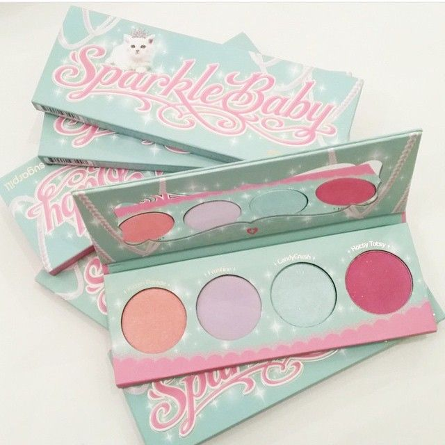 Get cute in #sugarpill Sparkle Baby! Photo by @lady_petrova