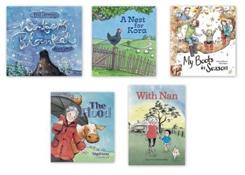 All Australian Book Pack 4