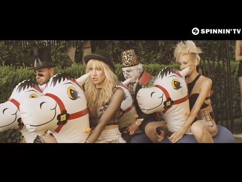 R3HAB & NERVO ft. Ayah Marar - Ready For The Weekend (Official Music Vid...