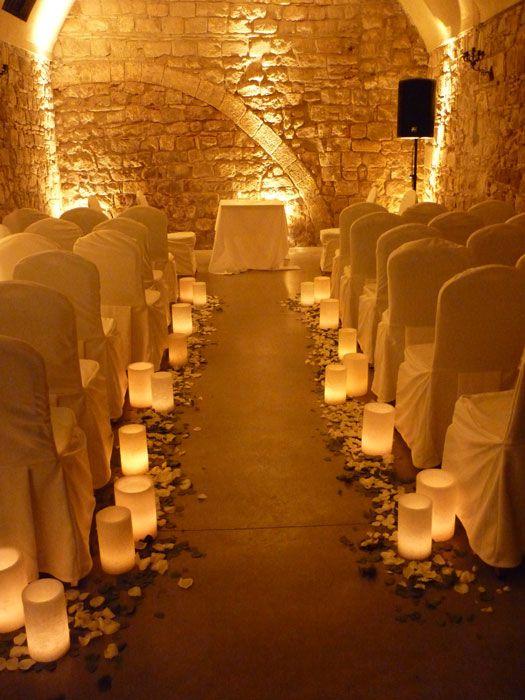 Altar de ceremonia civil en palau mox barcelona - Decoracion ceremonia civil ...