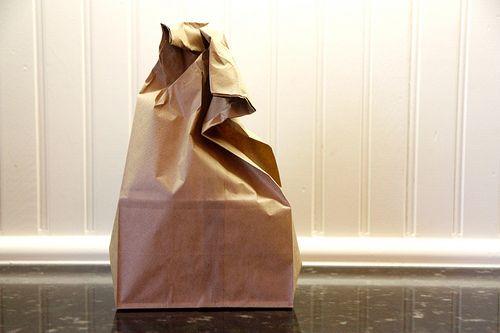brown bag popcorn