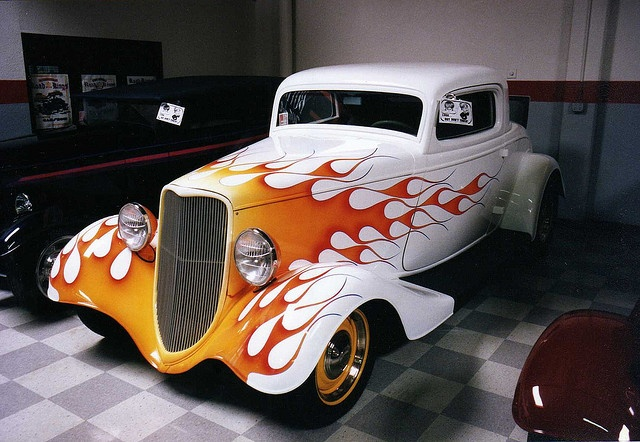 Hot Rods - Boyd Coddington