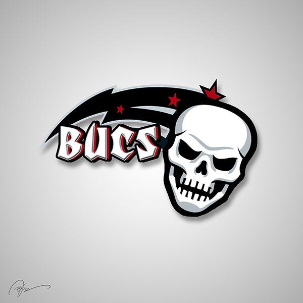 Nfl X Nba Logo Mashup On Behance Tampa Bay Buccaneers Football Tampa Bay Buccaneers Logo Tampa Bay Buccaneers
