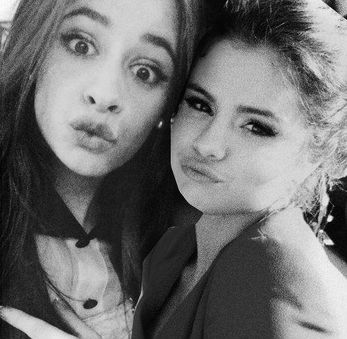 Camila Cabello and Selena Gomez