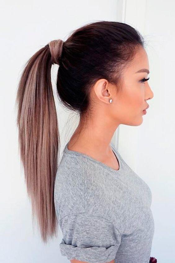 11 Step By Step Puff Hairstyles Tutorials Hair In 2018 Pinterest