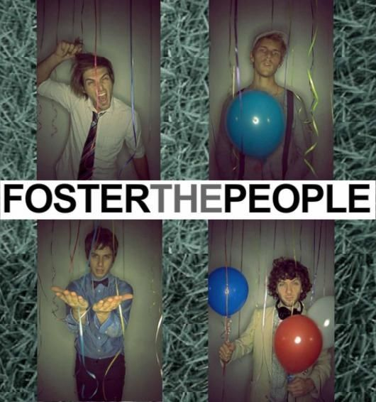 Alternative music :Foster The People.