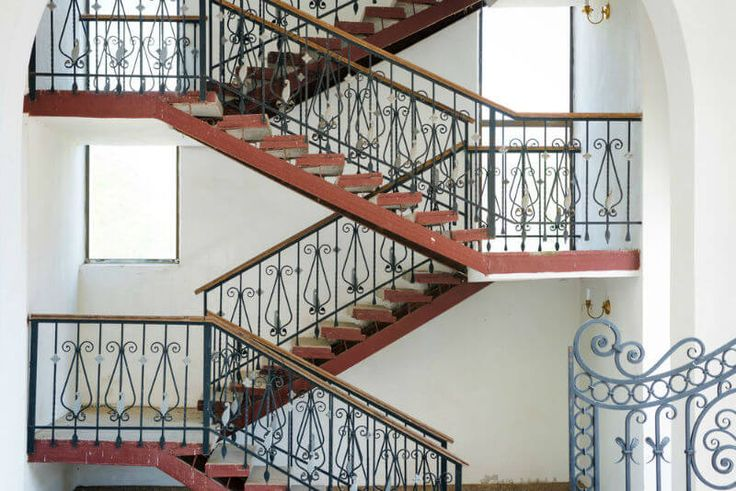 17 Best Ideas About Iron Stair Railing On Pinterest