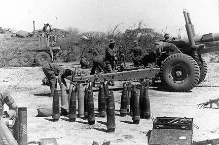Artillery 5.5 inch