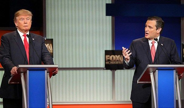 Republican Debate Gets Marred by Acrimony Between Candidates