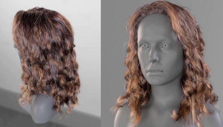 Realistic Hair Shading Using Arnold with Maya 2017