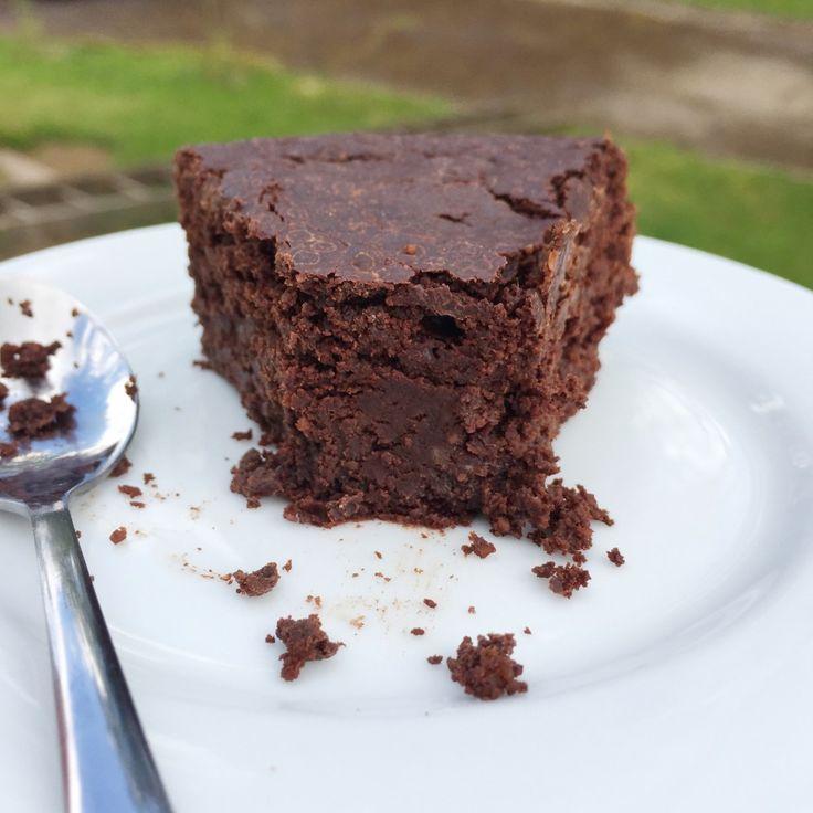Moelleux fondant au chocolat (sans sucre ni beurre, vegan ...