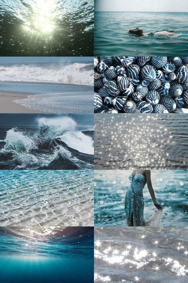 i see beauty: in the ocean | blissful & blue | Pinterest ...