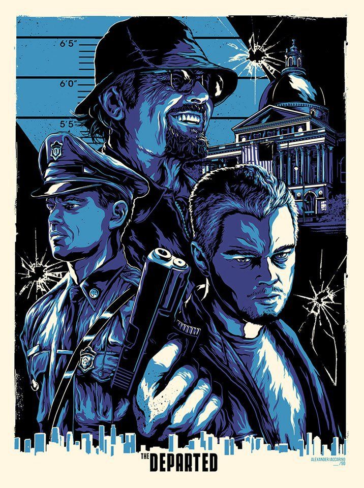 The Departed #Departed