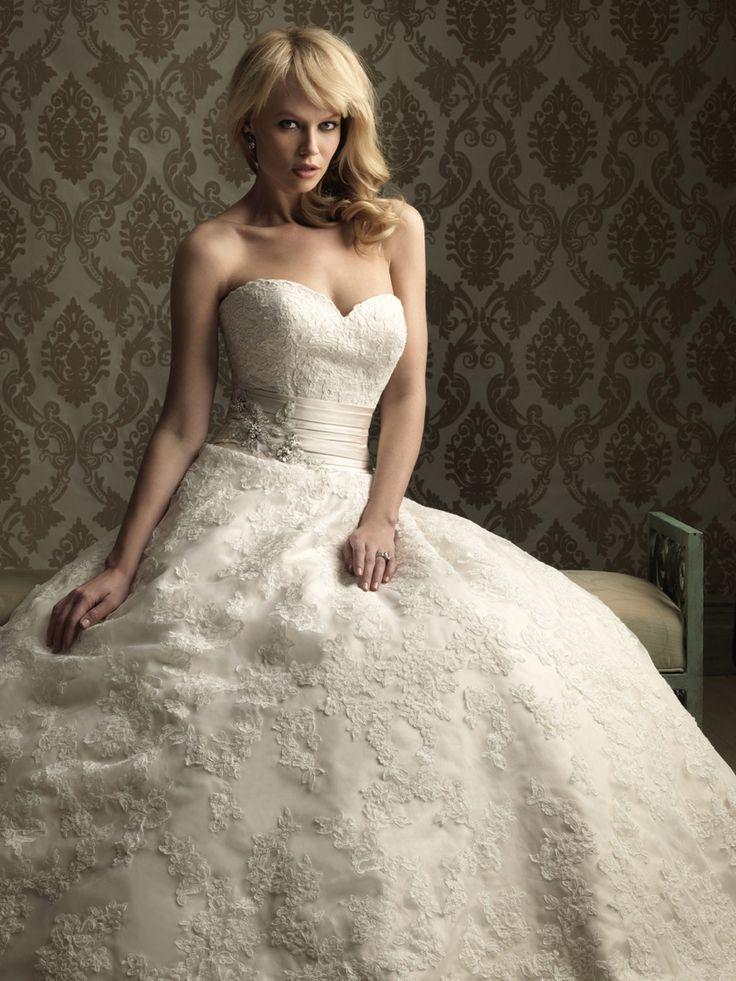 Awesome Barato Branco de Tule de Renda de Tr s Quartos Destac vel Train Trumpet Vestido de Noiva vestido Lace Mermaid Wedding DressWhite