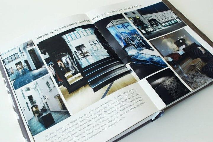 #interior - #Scenario interiørarkitekter med i #Andrewmartin - #Interiordesignbook : Scenario har i de senere år bidratt med sine prosjekter til ulike bøker fra Andrew Martin