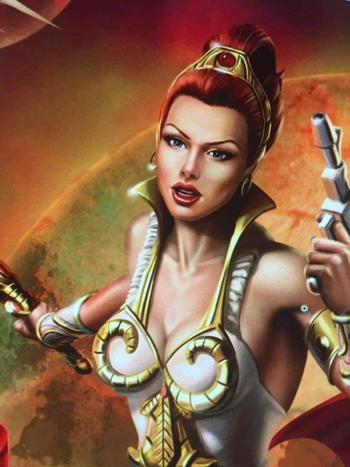Retro Action, Adventure, Sci Fi & Horror — Tesiangirl, She-Ra