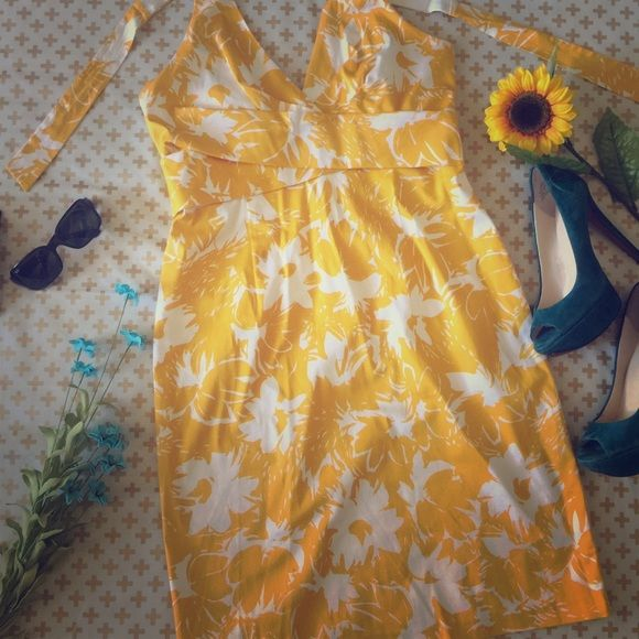 Donna Ricco Sun Dress Excellent Condition! Only worn Once! Bundle and save 20%!! No flaws! Comment with Questions! Donna Ricco Dresses