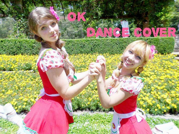 6IXX's Strawberry Milk 'Ok' (유닛-딸기우유 오케이) Dance Cover