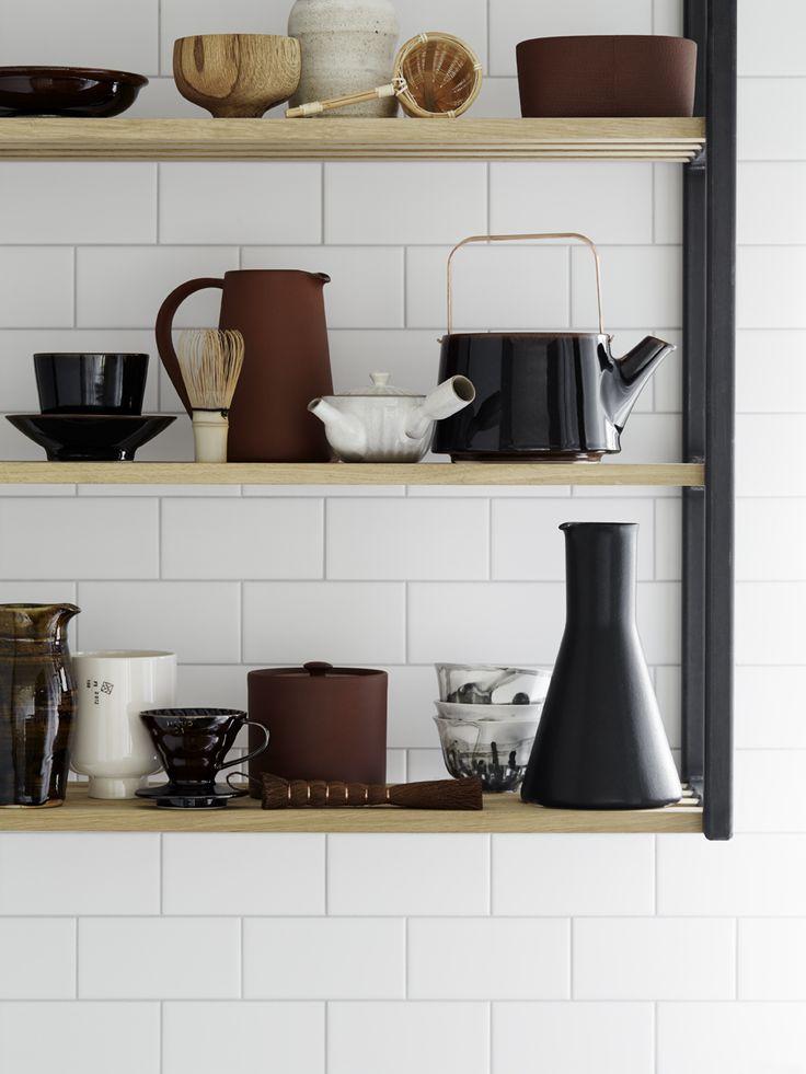 Residence Magazine / Blooc kitchen : Photographer Kristofer Johnson…