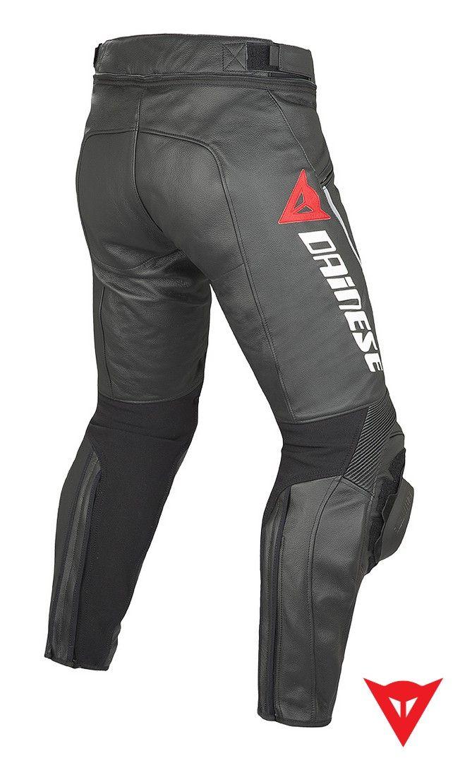 Dainese Leather Pants Delta Pro C2 Pelle - back