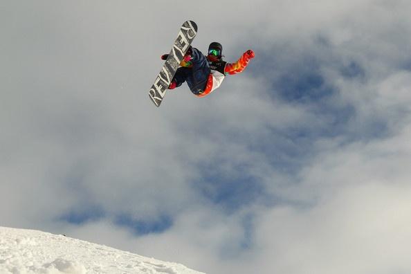 Ryo Aono @Winter Games NZ