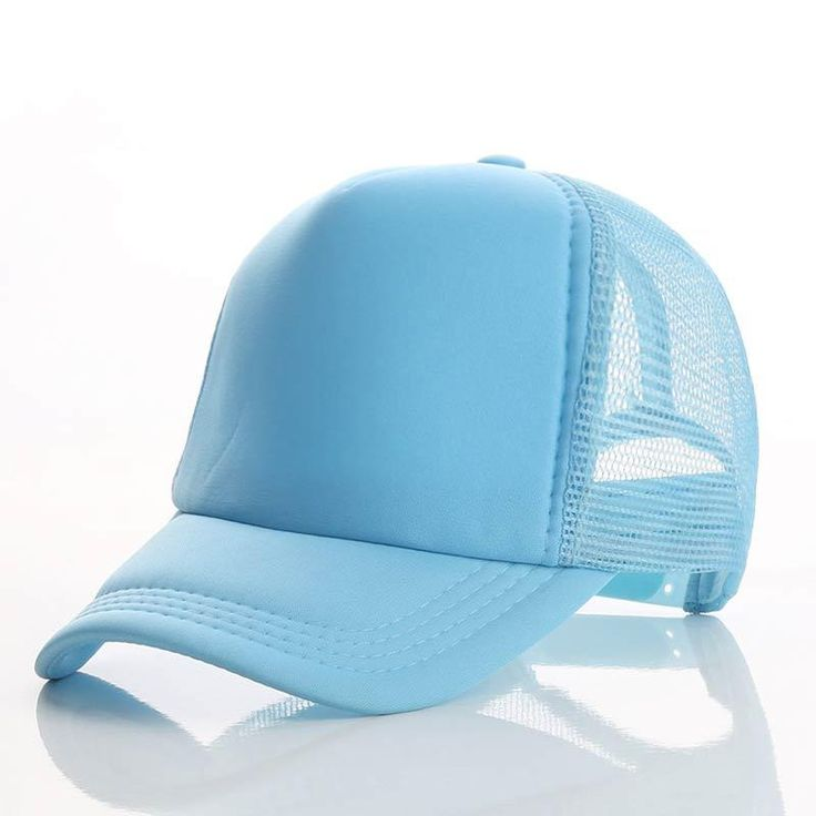 high quality Summer Male And Female Trucker Hats Fitted Casual Hip-hop Street Mesh Hat Casquette Cap Unisex Baseball Caps