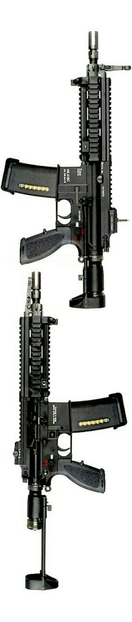 badger-actual:  Heckler and Koch 416C Find our speedloader now! http://www.amazon.com/shops/raeind