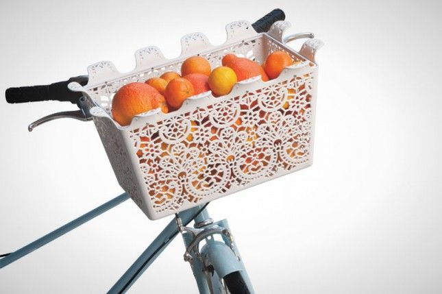 Carrie Bicycle Basket | 15 Bike Baskets and Panniers