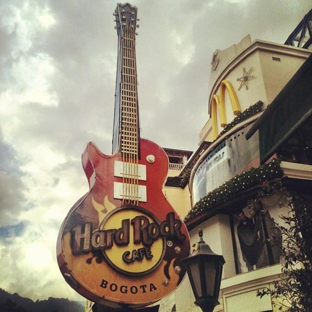 Hard Rock Café, Centro Comercial Atlantis, Bogotá D.C.