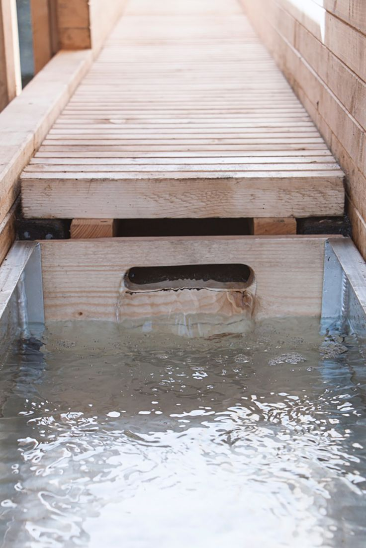 eldmølla sauna