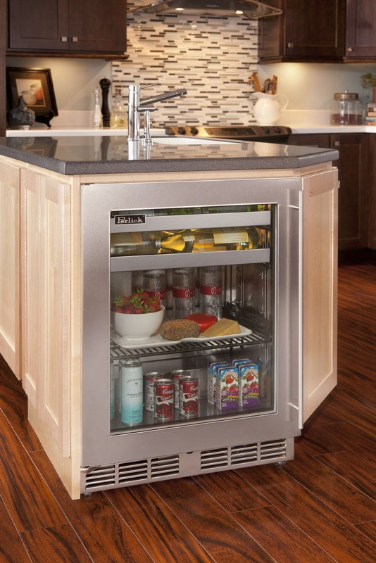 charming Sell My Kitchen Appliances #4: Perlick for my kitchen island!!! 18-inch Shallow Beverage Center
