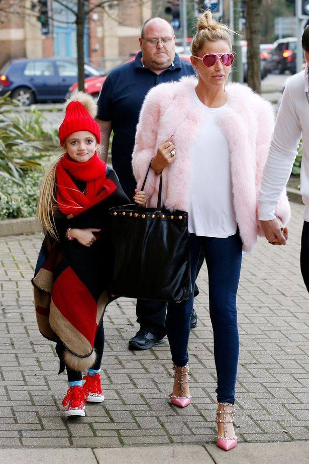 Katie Price hits back over Princess wearing make-up as she reveals eight-year-old daughter has bagged modelling contract - Mirror Online