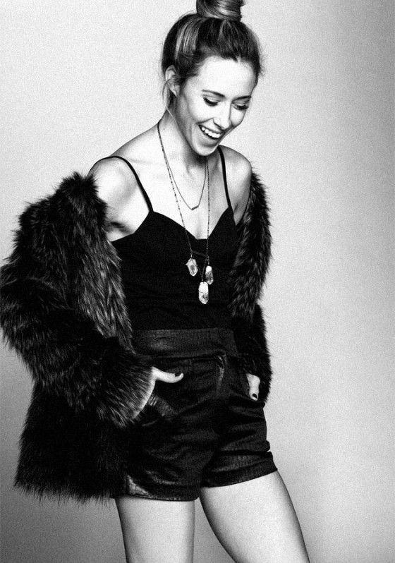 Gillian Zinser - chic