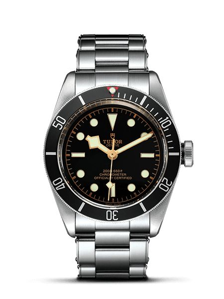 TUDOR Heritage Black Bay Black available at Darakjian Jewelers in Birmingham, Michigan