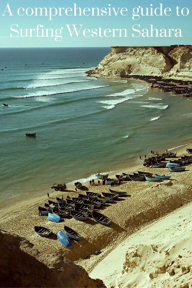 Western Sahara surf guide. http://holidayfromwhere.com/one-month-western-sahara-surf-guide/
