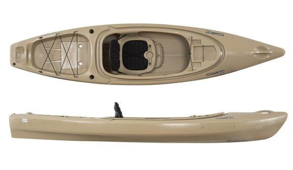 Perception Sport Sound 10.5 Fishing Kayak Review