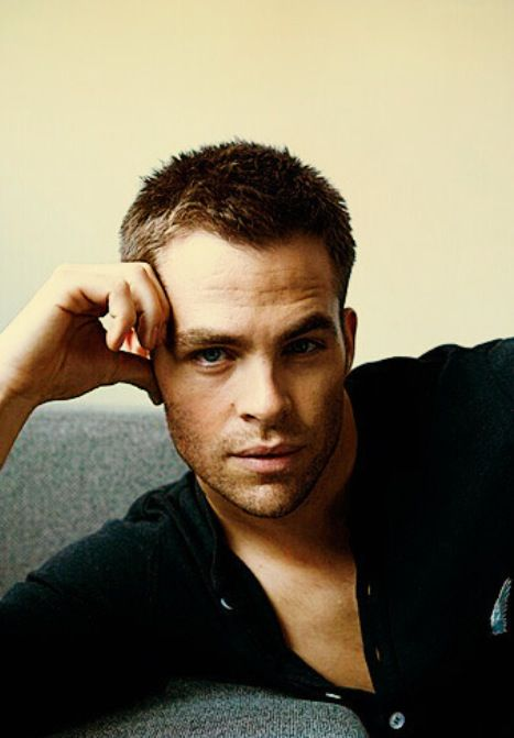 The man who should have played Christian Grey!   Chris