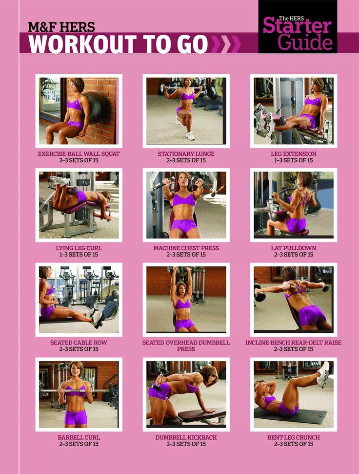 Strength Training http://www.muscleandfitnesshers.com/training/legs/hers-starter-guide Health