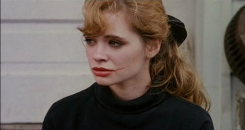 """Adrienne Shelly in """"The Unbelievable Truth"""""""