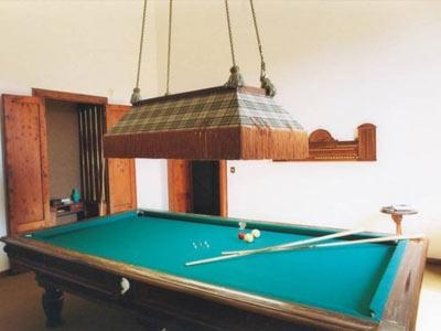 Indoor recreation..
