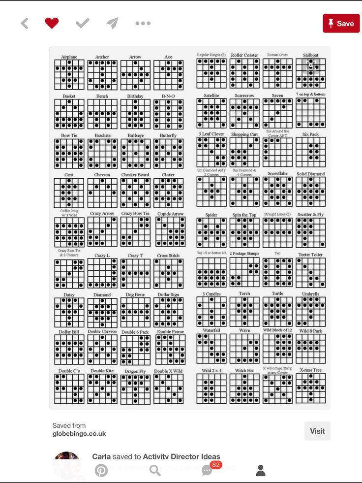 45 best BINGO images on Pinterest Bingo, Blank bingo cards and - sample pinochle score sheet