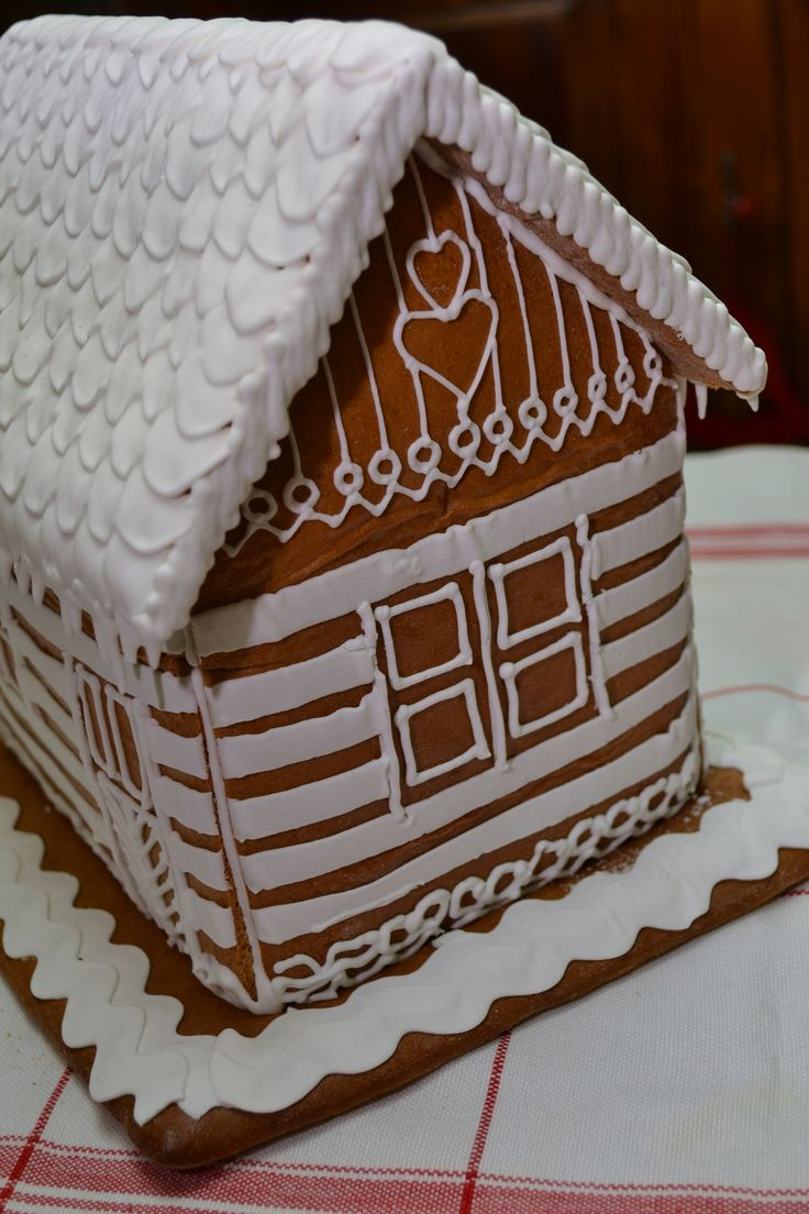 Gingerbread house from Szeklerland :)