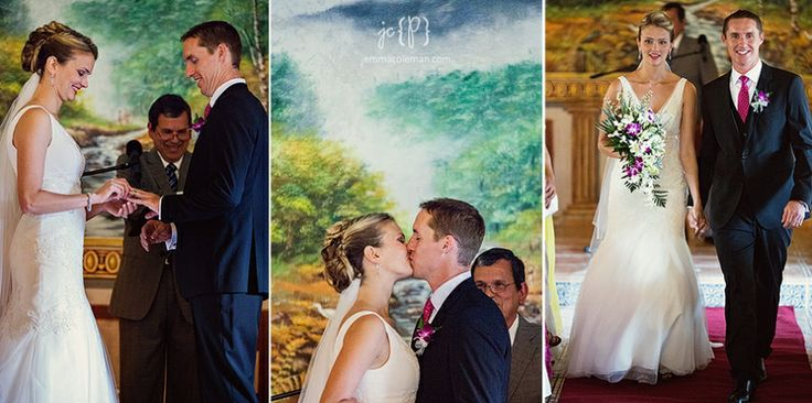 Valle Escondido Wedding Photography Boquete Panama Destination Wedding Photographer The Kiss, The Ring, The Recessional